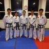 Kórejský demonštračný tím - tréning 21.2.2013